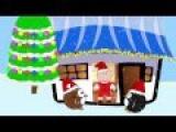 Развивающие мультики. Смышлёнышы. Где живёт Дед Мороз? Развивающие мультики для самых маленьких.