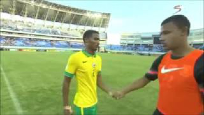 FIFA World Cup Russia 2018 CAF Qualifiers - Angola 1-3 South Africa
