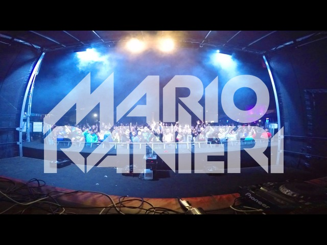 Videoset Mario Ranieri @ NATURE ONE Festival stay as you are, Pydna, Germany 31.7.2015
