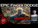 EPIC Finger of Death DODGE by MVP.QO vs. EG - Grand Finals