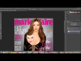 Замена лица Photoshop CS6 Видеоурок №21