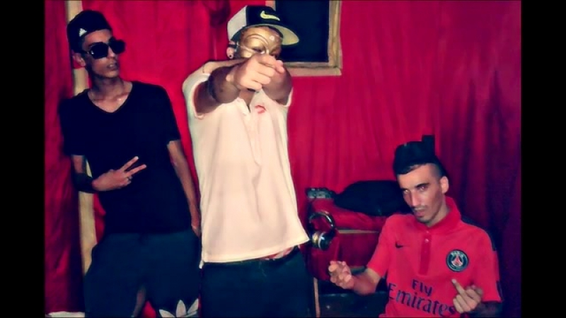 RAP Algeria ♥ Flenn - Freestyle Ft. Lanonyme M.D.R