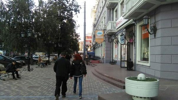 Благоустройство в центре Сормово