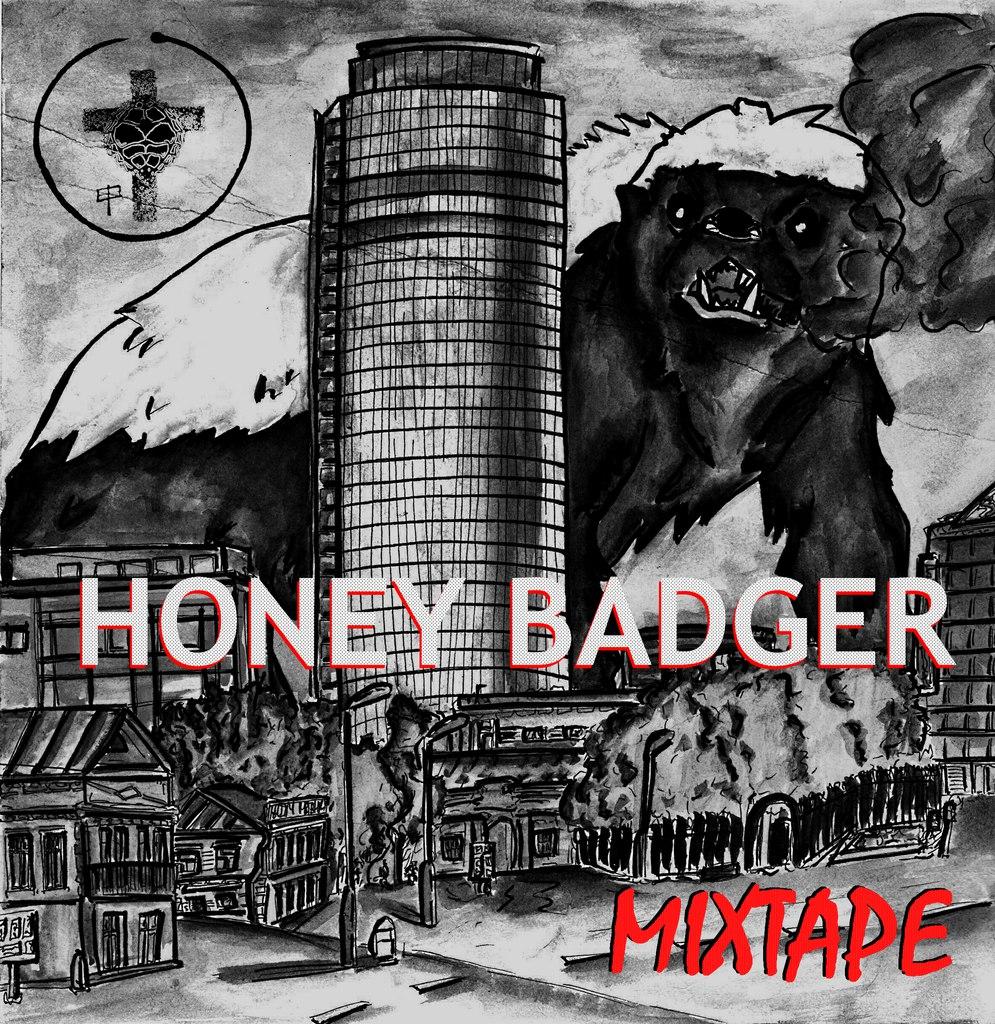 Панцирь - HONEY BADGER