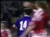 1994 год. Дебют Зидана в составе сборной Франции.