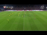 Футбол. РФПЛ. 20-й тур. Ростов - ЦСКА 2:0 90+4' Мусса Думбия