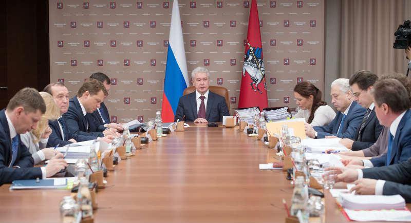 Собянин утвердил налоговые льготы для предприятий реального сектора