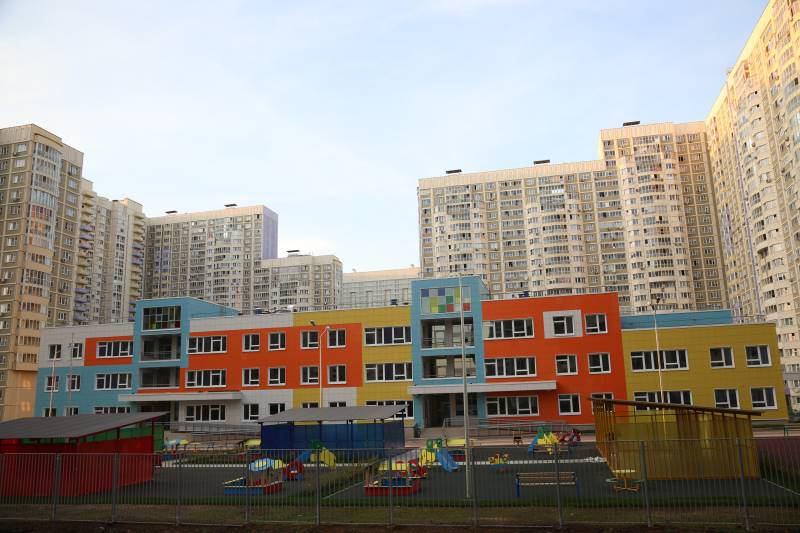 Доля частных инвестиций в балансе строительства детсадов Москвы превысила одну треть