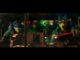 Черепашки-ниндзя 2 - Русский трейлер (2016) (HD)