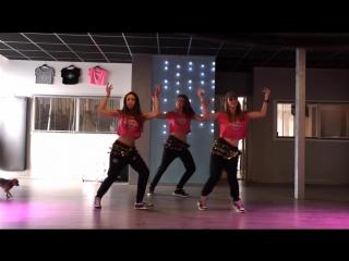 Lean On - Major Lazer -  Fitness Dance Choreography - Woerden - Netherlands - Harmelen
