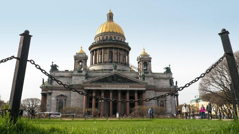 Петербург отметит день рождения выступлением трехтысячного хора