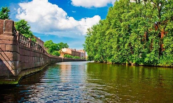 Погода в июне в Петербурге будет неустойчивой, но начало месяца ожидается жарким