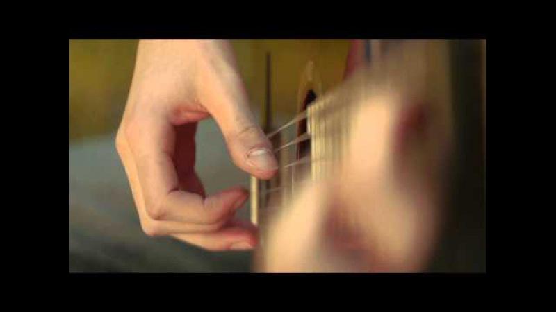 Ludovico Einaudi - Una Mattina (Guitar Cover) TABS