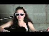 Песни под гитару  Мама, Я бросил курить  Девушка красиво поёт