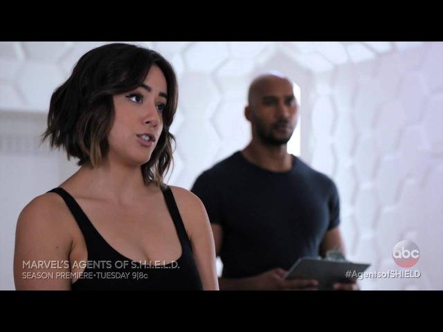 Marvel's Agents of S.H.I.E.L.D. Season 3, Ep. 1 - Clip 2
