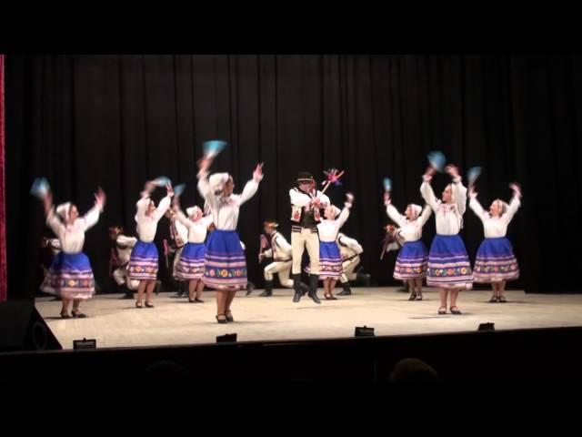 Діброва - Березнянка - Ukrainian Dance