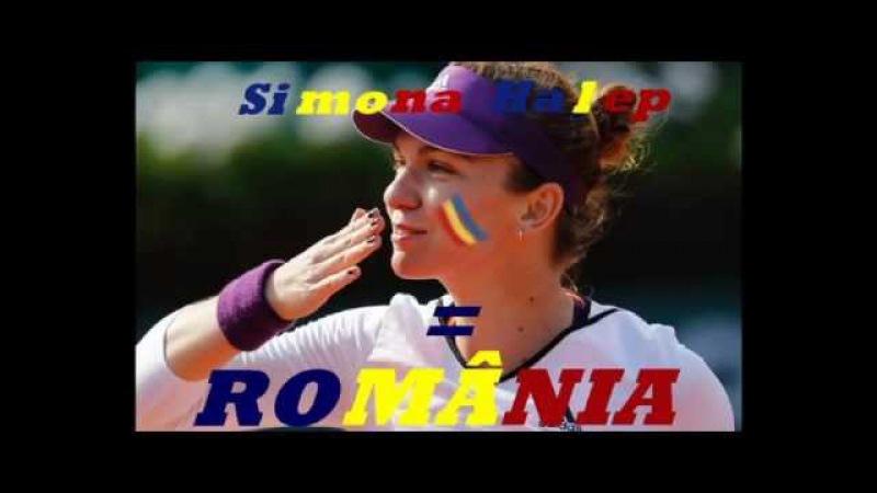 La mulți ani România La mulți ani români l Simona Halep l