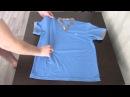 Как быстро сложить футболку how quickly fold shirt