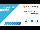 Drupal 8 Beginner, Lesson 2: Introduction to Drupal