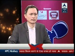 Akshay Kumar PC Exclusive on ABP News 9 Jan 2016 Part - 02