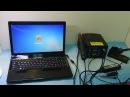 Ноутбук Lenovo G580 не включается. Разборка и ремонт