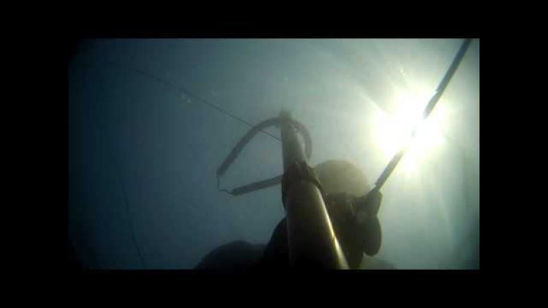 Подводная охота. Остров русский. Владивосток.