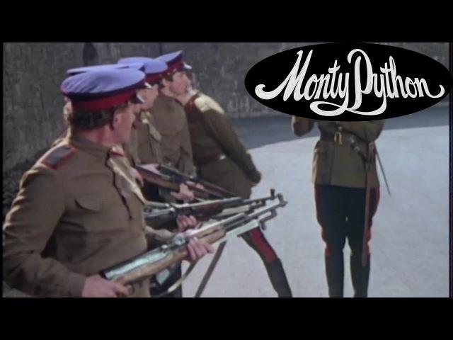 Firing Squad - Monty Python's Flying Circus