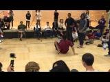 A Minus, Tim Chips, Vital vs Dizzey Feet Crew  UW Hip Hop Summit 2015  SemiFinals #BD_VIDEO