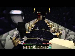 Фрост!  Frost И Parnisha VS Маньяк!  Minecraft Испытания Маньяка!  Ч 2
