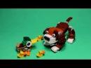 Lego Creator - Park Animals - Dog & Duck, 31044Лего Креатор - Животные В Парке - Собака и Утка.