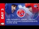 :AY3:: P 2015 AIBA Women's Youth World Boxing Championships
