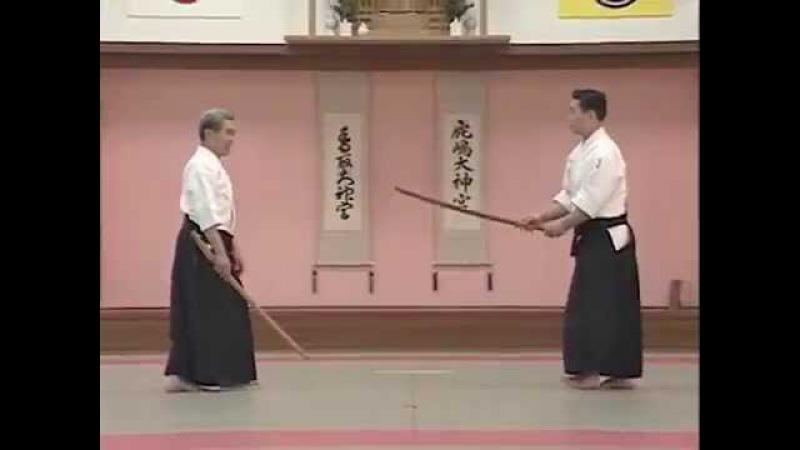 Nishio aikido ken tai ken