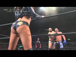 Maria Kanellis vs Bullet Club