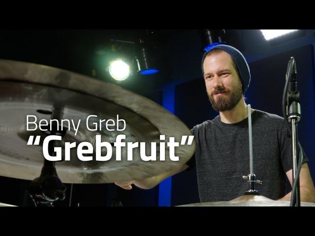 Benny Greb - Grebfruit (Drumeo)