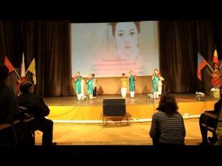 МОУ СШ №73. Фестиваль фольклора и кухни народов мира 2015