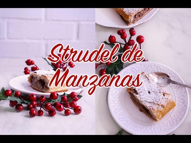 Haz un Strudel de Manzana super fácil ♥ Chokolat Pimienta