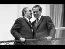 President Nixon Welcomes Leonid Brezhnev to the United States