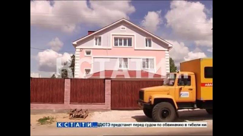 Элитные дома с майбахами и многомиллионными долгами отключают от газа