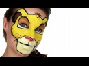 Simba | The Lion King Face Painting