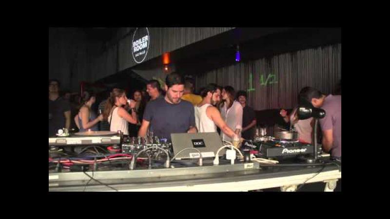 Gui Boratto Boiler Room São Paulo DJ Set