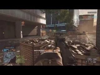 Battlefield 4 Нарезка прикольных моментов
