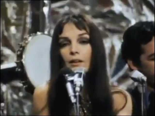 Marie Laforêt Ciccerenella Naples 1968