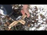 Friction Fire - Fire Thong