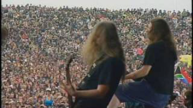 Lamb of god - laid to rest live HD