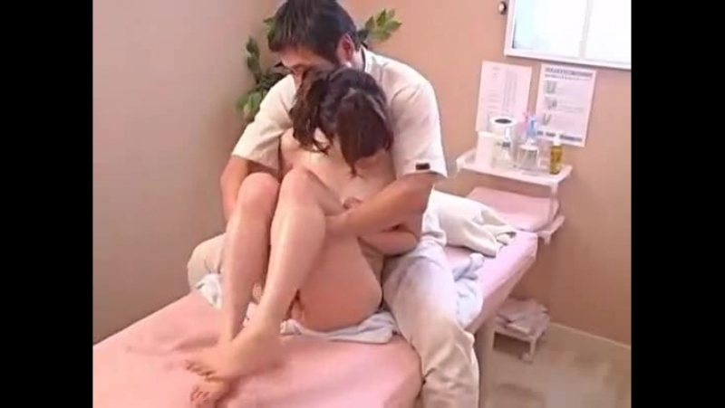 Japanese Oil Massage and Fuck part