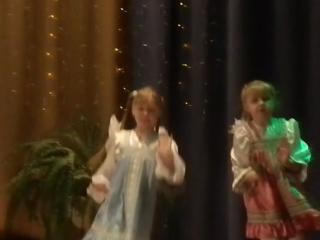 Последнее выступление моей доченьки Маруси
