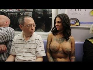 Бонни роттен (bonnie rotten) топлес в нью-йорке (2015)