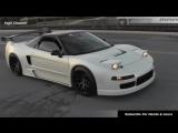 Honda NSX vs Acura Drive JDM Vagif Channel