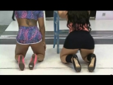 Jacaré - Bônus India e Cris Dançando FUNK | Brazilian Girls vk.com/braziliangirls