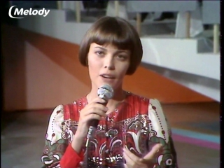 Mireille Mathieu - Pardonne-moi ce caprice d'enfant 27.06.1970 (Podium 70)